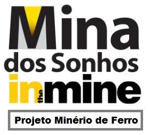 Mina dos Sonhos Projeto Minério de Ferro
